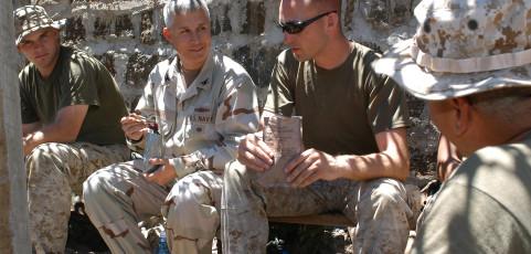 Airsoft et gastronomie militaire