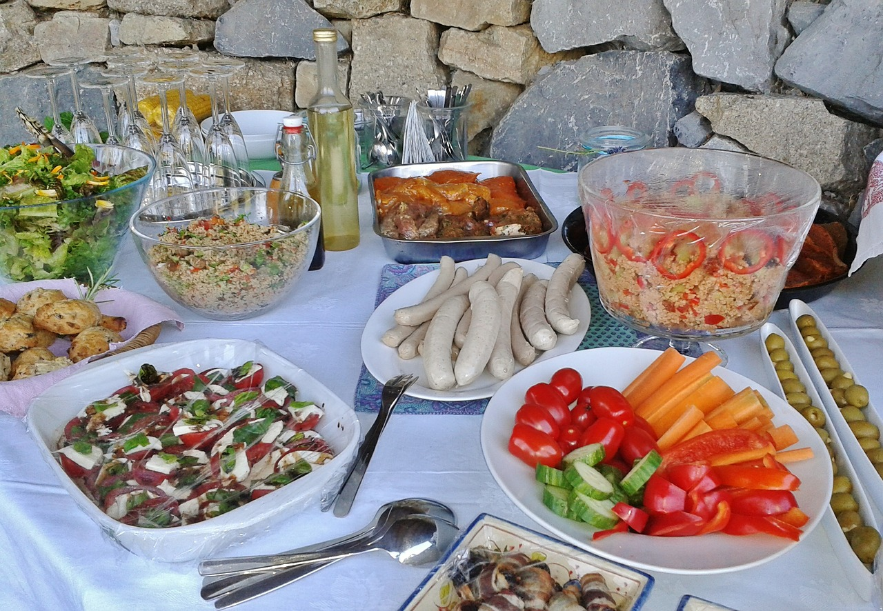 recette barbecue mariage