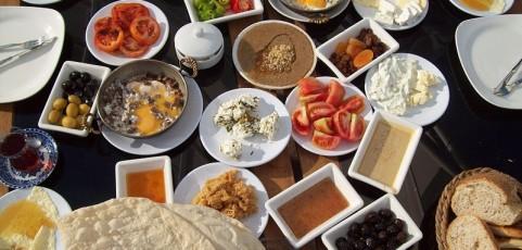 Repas mariage kurde