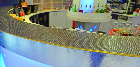 Un comptoir sur mesure pour votre bar ou restaurant