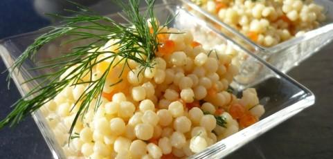 Verrines de perles de bl verrines de perles de p tes recette de verrine fra che langues en f te - Recette fraiche pour l ete ...