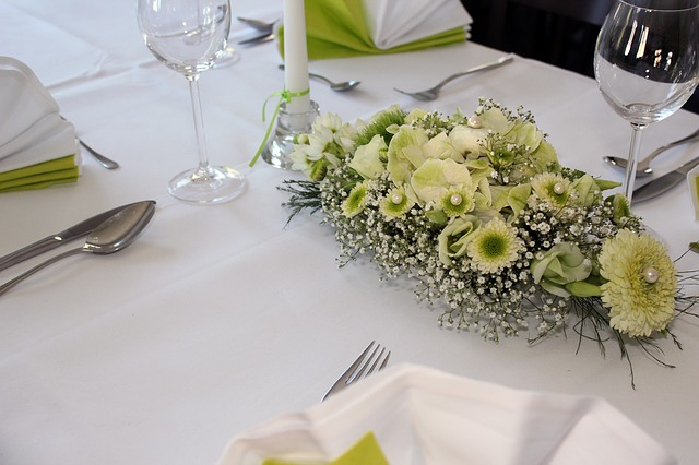 Découvrez des idées de décoration de mariage discount avec MariageA2