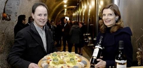 Vin de Vinzel et gruyère de Bière : vin et fromage d'honneur du gouvernement suisse en 2016