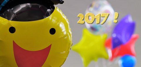 Passez le nouvel an aux ballons !