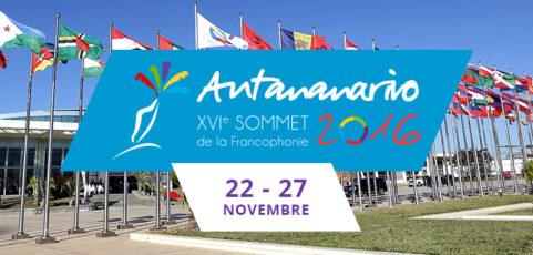 16e Sommet de la francophonie