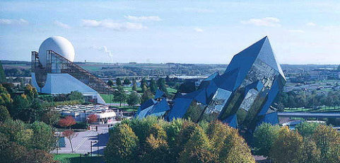 Trois parcs d'attractions pour petits et grands