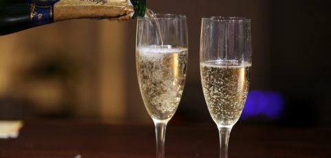 Champagne : une boisson festive aux multiples qualités
