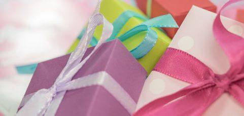 Idées de cadeaux pour un anniversaire