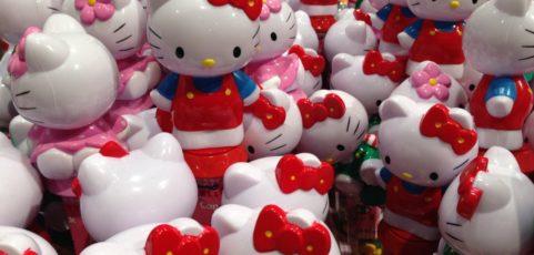 Un petit creux ? Allez au restaurant Hello Kitty