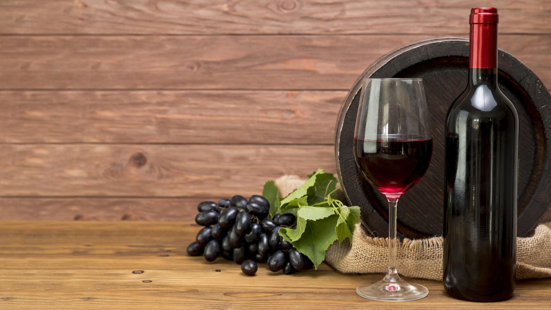 Les étapes de l'élaboration du vin rouge