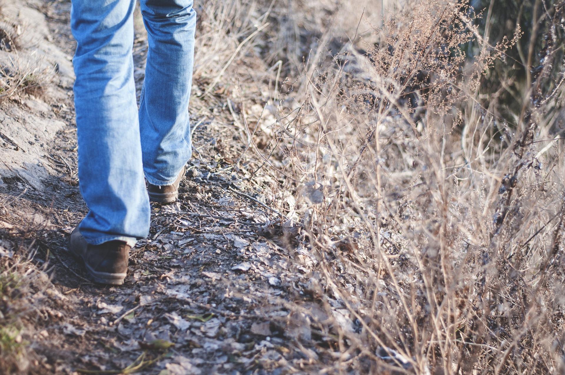 Des chaussures adaptées aux voyages