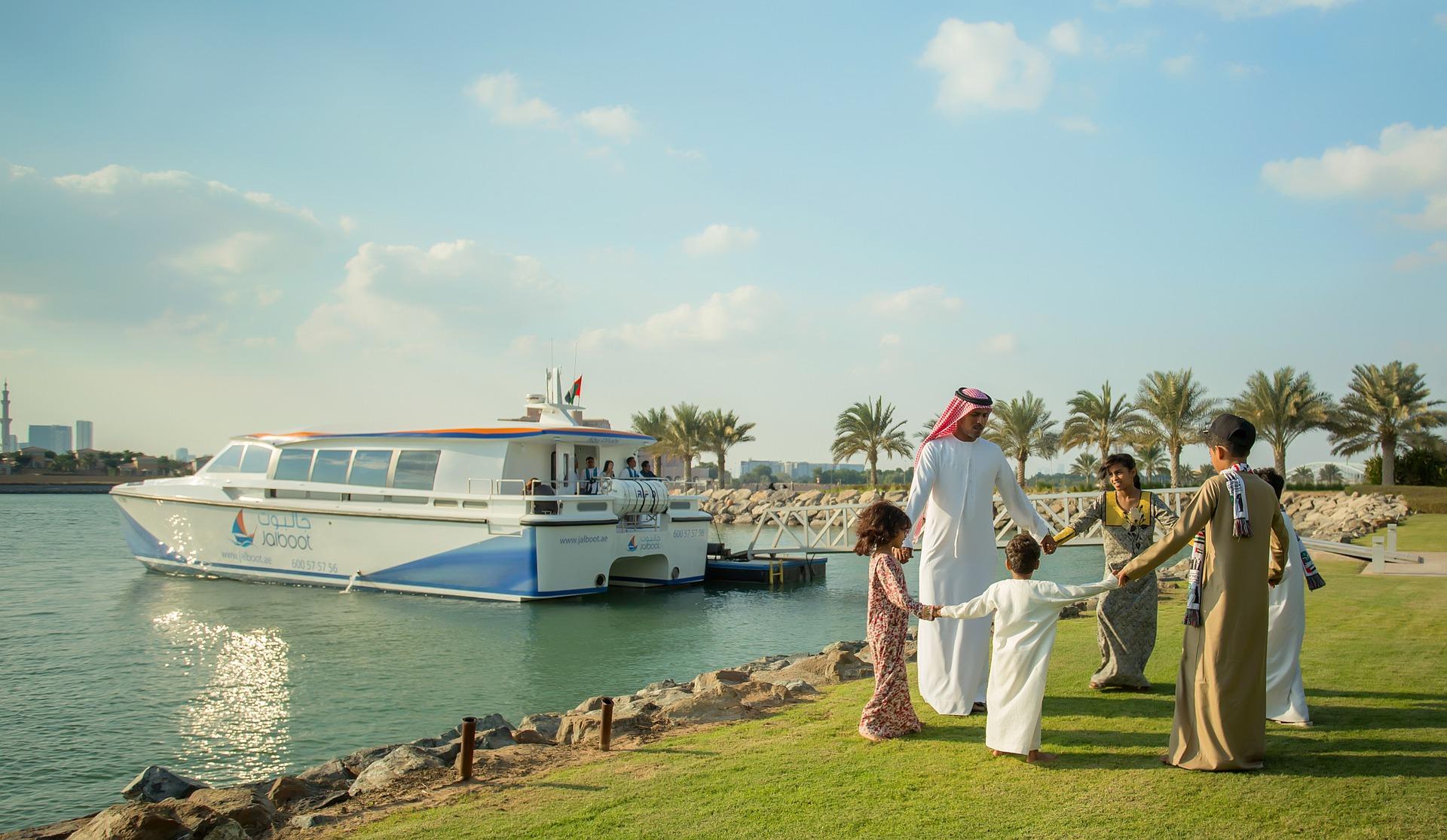S'amuser avec ses enfants à Dubaï