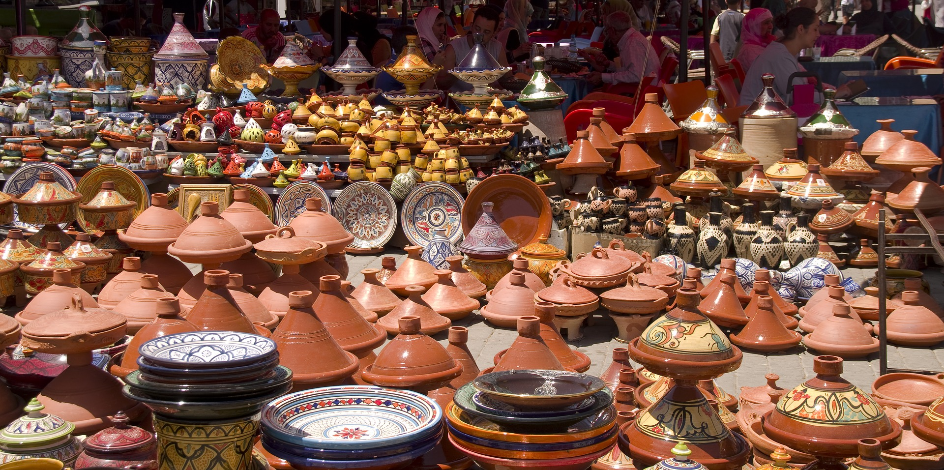 Le tajine : petite histoire d'un grand plat berbère