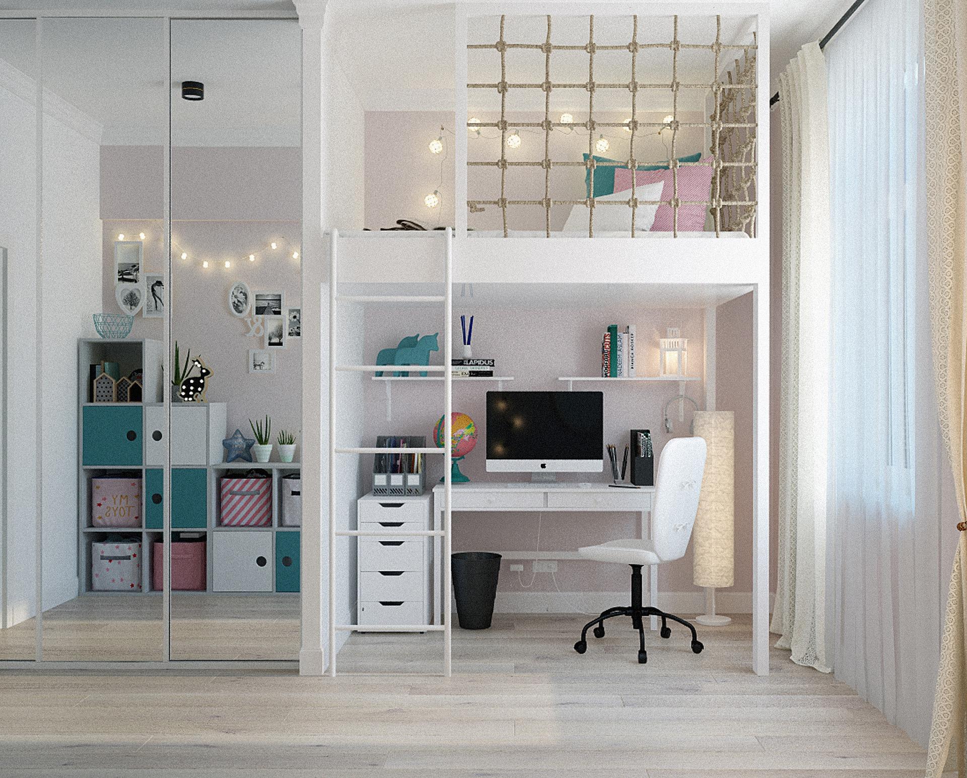 Recettes sympa pour aménager et décorer la chambre d'un enfant