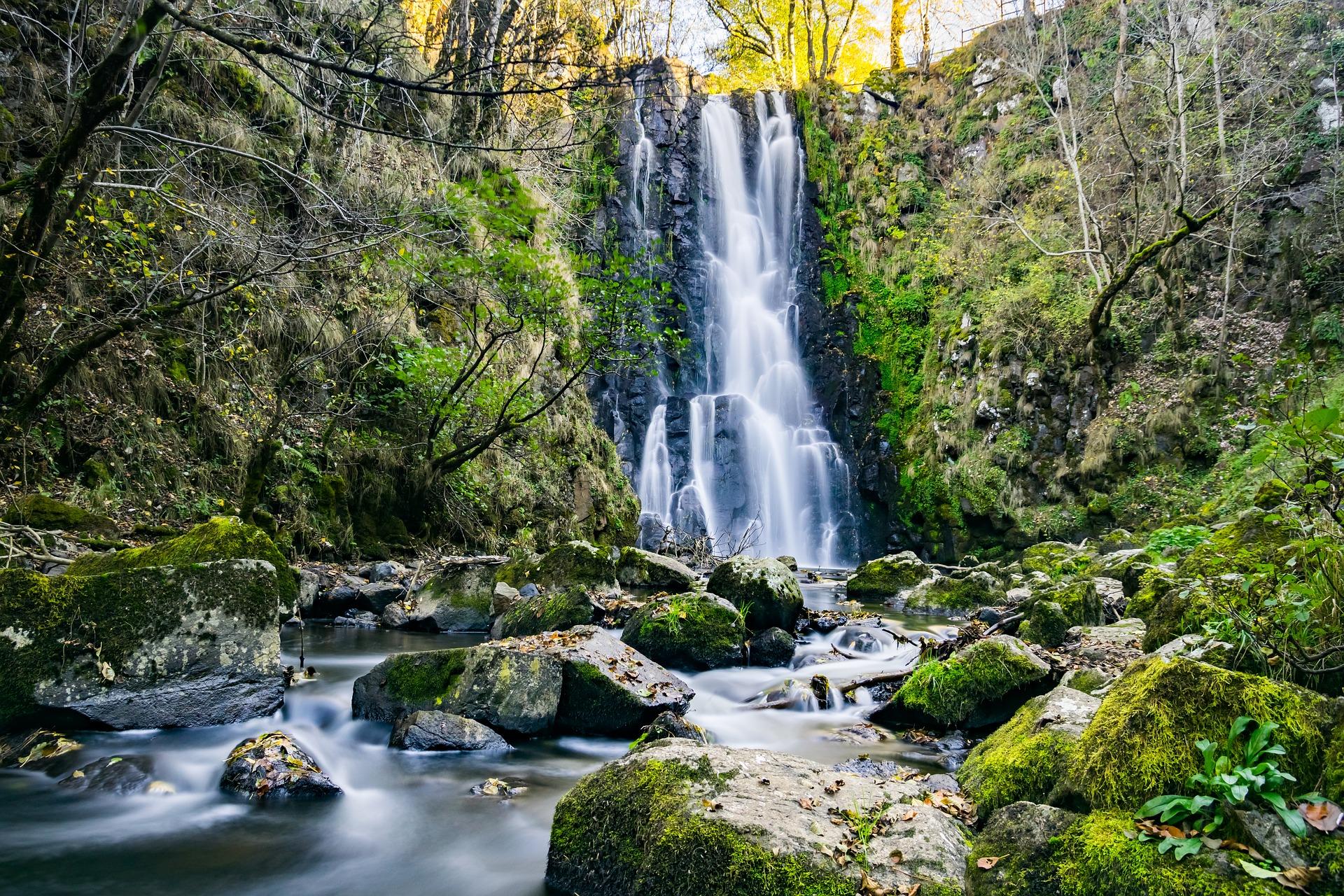 La Grande Cascade du Mont-Dore, un site pour se ressourcer